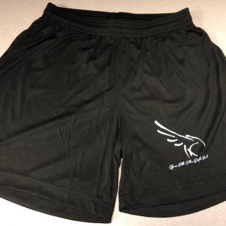 Ladies Mid-Thigh Shorts