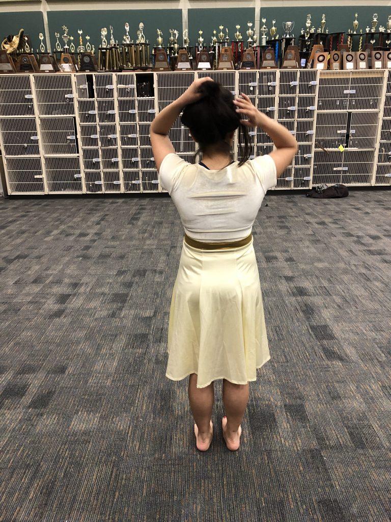 Tan Dresses